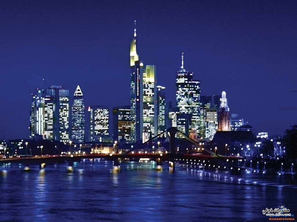 فرانكفورت الساحرة فرانكفورت السياحة فرانكفورت