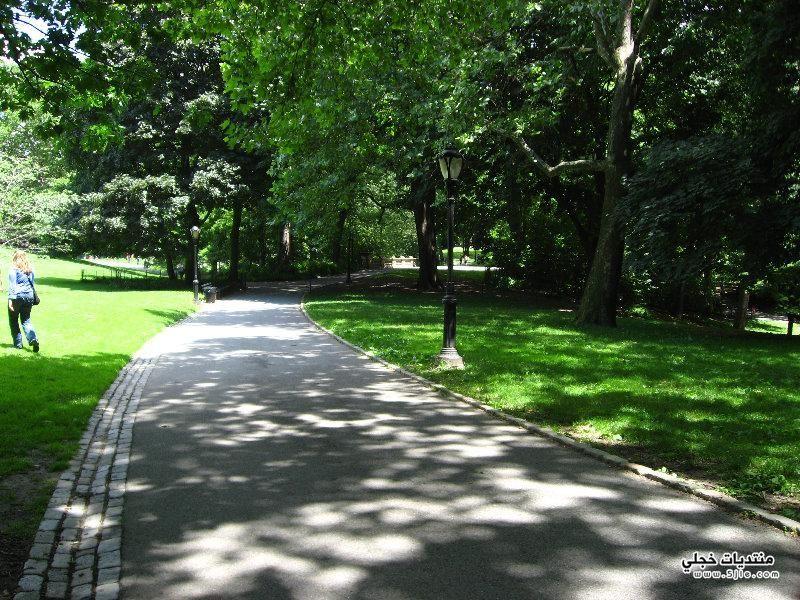 السياحة نيويورك 2013 حديقة سنترال