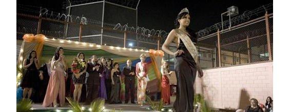 ملكة جمال المسجونات مسابقة ملكة