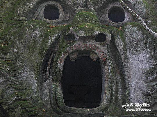 حــديــقــة الوحوش حديقة الوحوش ايطاليا