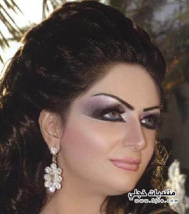 مجموعة مكياج انيق للسهرات 2013