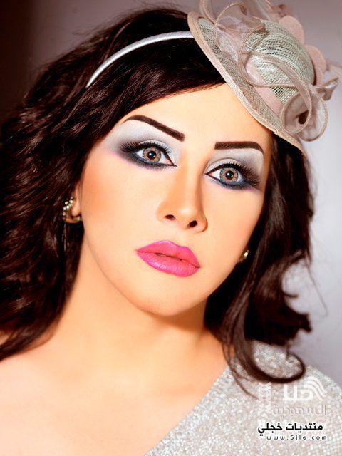 مكياج جنان للعروس 2014 مكياج