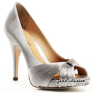 احذيه مميزة للعروس 2014 اجدد