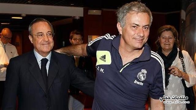 مورينيو يترك بيريز ريال مدريد