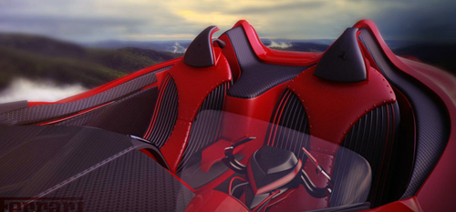 فيراري ميلينو2015 اروع سيارات الفيراري