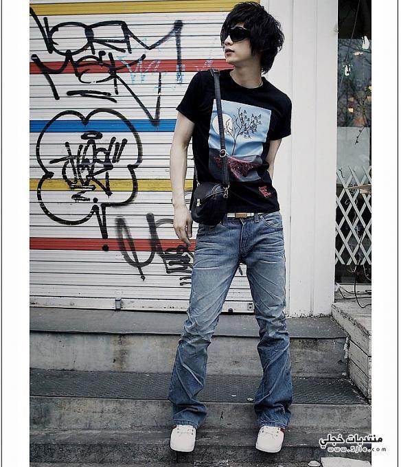 ازياء شبابيه 2014 ملابس يابانيه