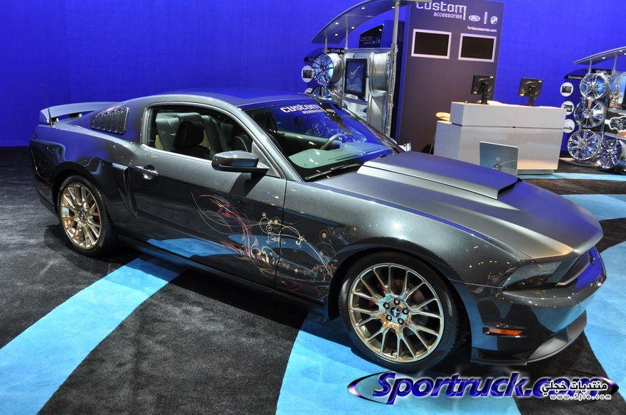 سيارة موستنجسيارات جديدة معدل سيارة