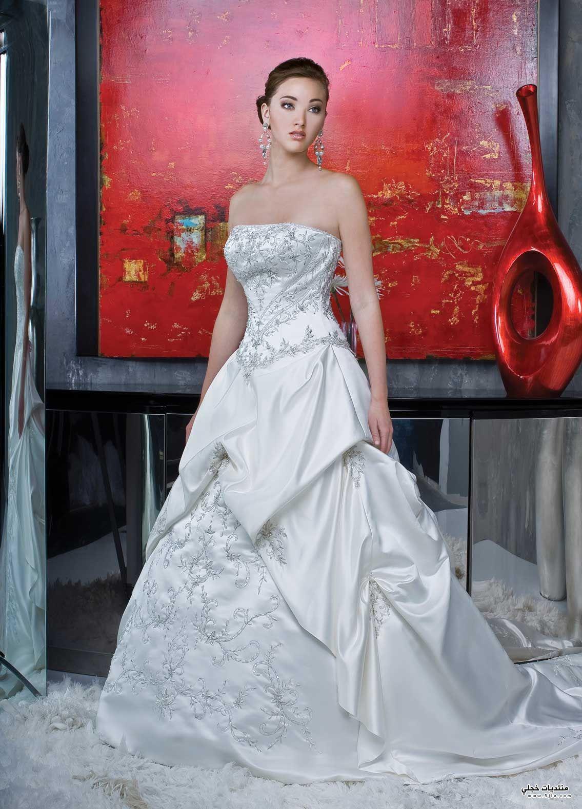 فستان زواج 2015