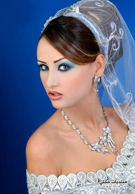 مكياج سلفر 2015 مكياج عروس