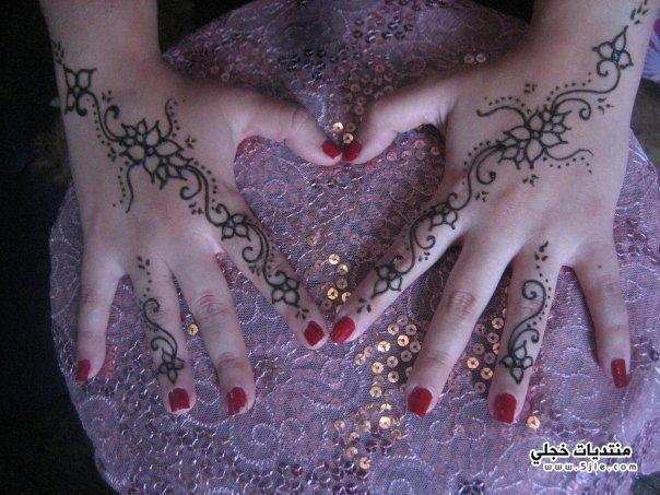 حناء للزواجات نقوش حناء للعروس