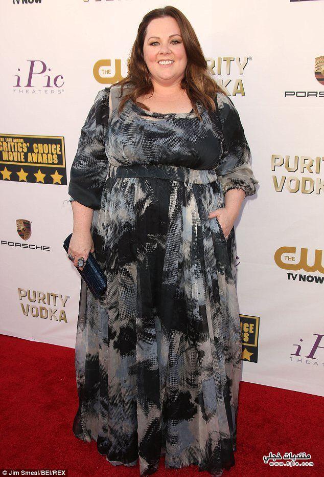 Melissa McCarthy 2015 ميليسا مكارثي