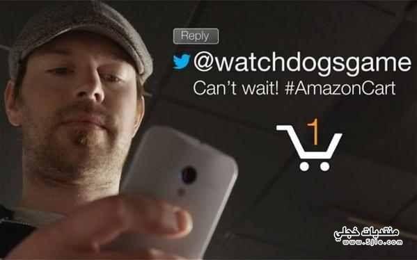 تويتر شراء امازون وتويتر Amazon