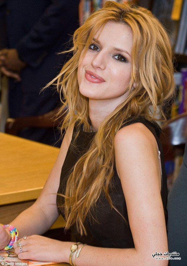 Bella Thorne 2015 بيلا ثورن