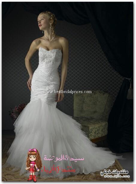فساتين العروس الخليجية 2015