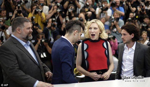 Cate Blanchett 2015 بلانشيت 2015