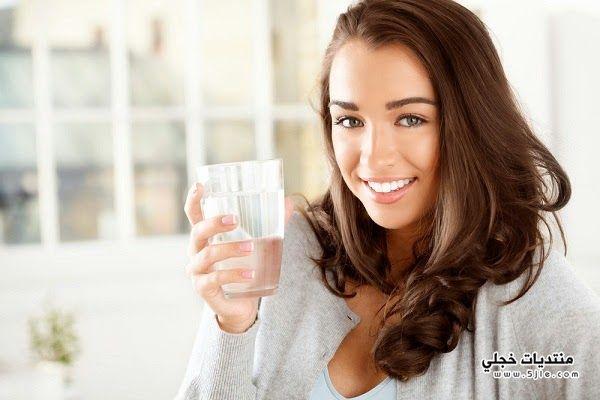 فوائد المياه الدافئة المياه الدافئة