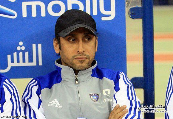 اقالة المدرب سامي الجابر تدريب