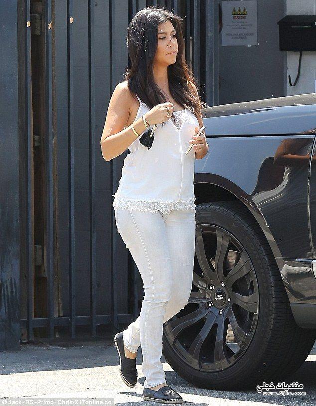Kourtney Kardashian 2015 كورتني كارداشيان