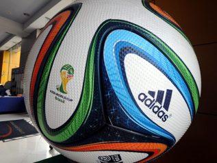 صانع كرات مونديال البرازيل 2014