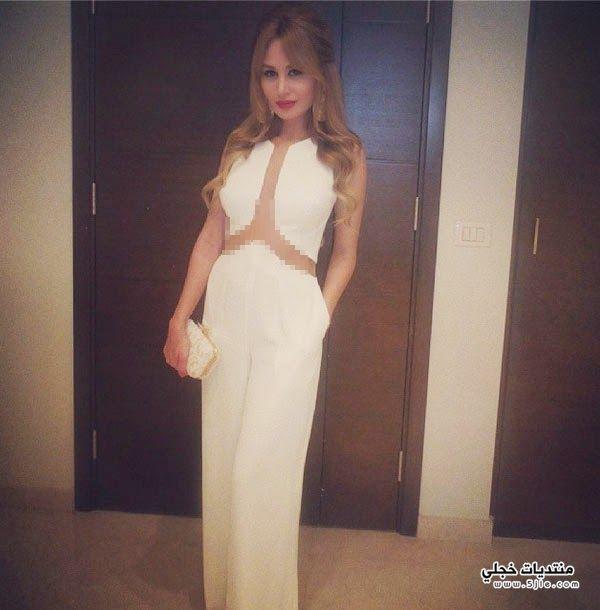 داليدا زوجة النجم رامي عياش
