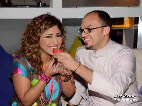شجون الهاجري تتزوج احمد البريكي
