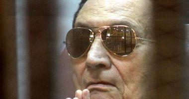 الحكم حسني مبارك بالسجن ثلاث