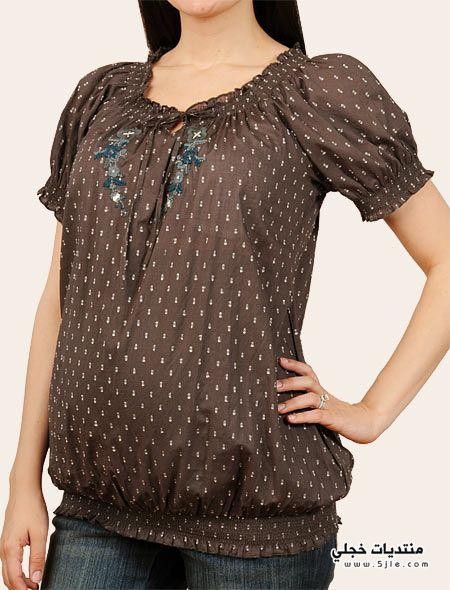 ملابس صيفي للحوامل 2015