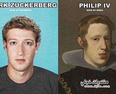 مشاهير متشابهون