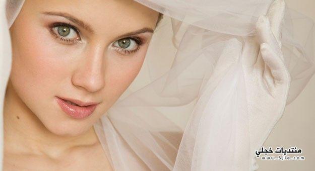 خطوات تجميل العروسة
