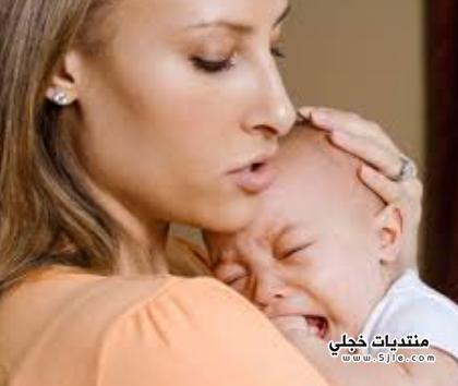 تهدئة الطفل الرضيع