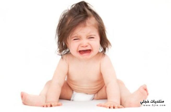 الاسهال والامساك الاطفال الرضع