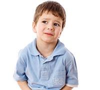 علاجات طبيعية لالام المعدة الاطفال