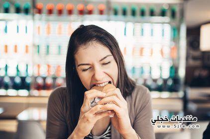 علاج الافراط تناول الطعام