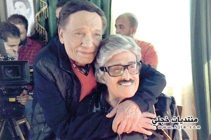عادل امام وسمير غانم 2018