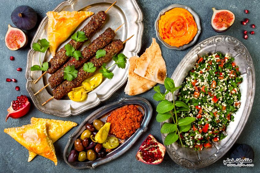 افكار لافطار خفيف رمضان