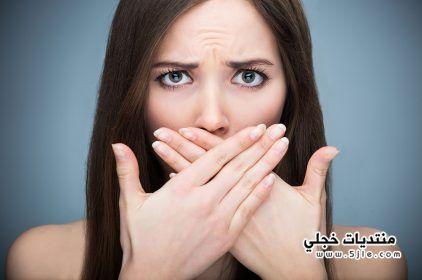تتخلص رائحة الفم رمضان