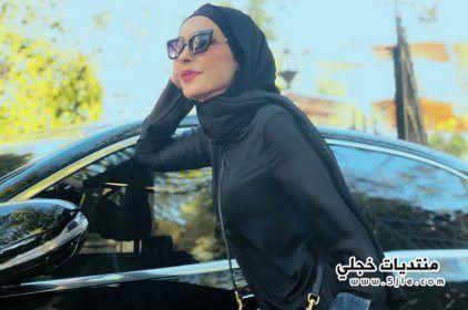 حجازي بالحجاب 2018