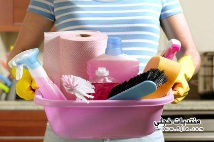 نصائح للحفاظ نظافة المنزل