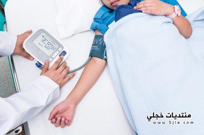 ارتفاع الدم الاطفال