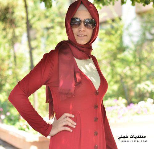 ملابس محجبات رقيقة لعيد الفطر
