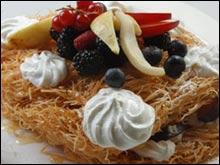 اجدد حلويات رمضانية طريقة الكنافه