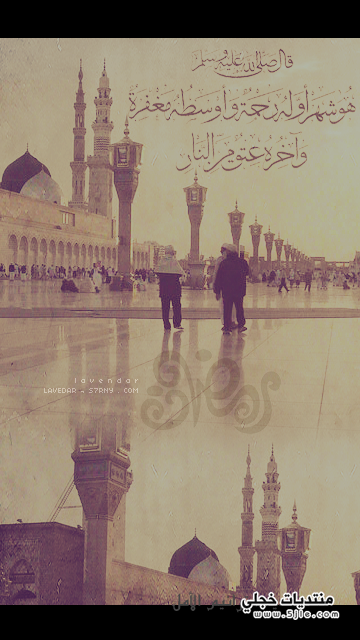 احدث خلفيات رمضانية جالكسي 2013