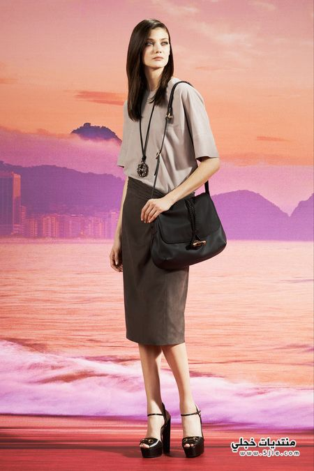 كولكشن قوتشي 2014 Gucci Resort
