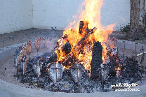 اكلات رمضانية 2013 السمك المسكوف