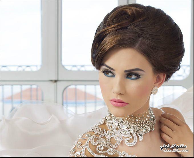 تسريحات عرايس 2014 ، اجمل تسريحات شعر للعرائس 2014 PIC-235-1371662380.jpg