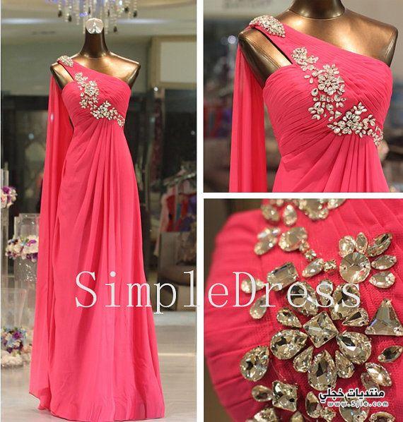 simple dresses 2014 فساتين سمبل