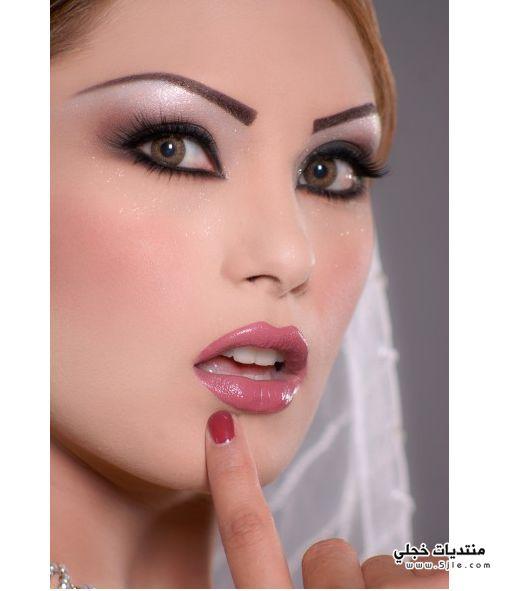 مكياج عيون رقيق 2013 makeup
