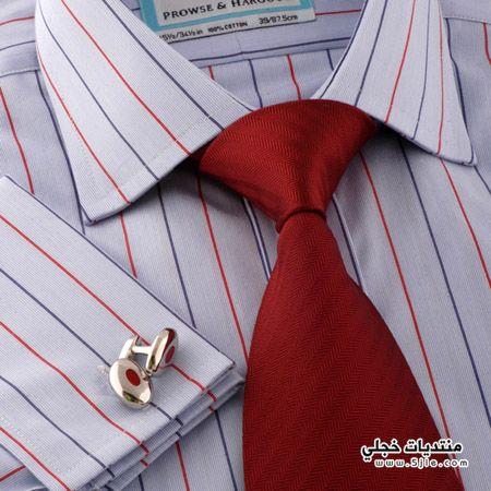 قمصان رجالي ملابس للعمل والدوام