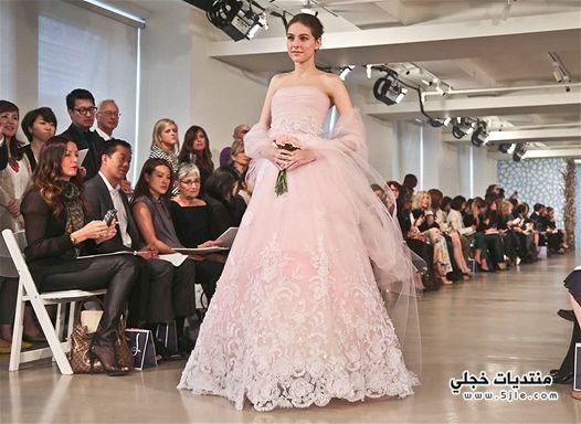 فساتين الزفاف 2014 ازياء الزفاف
