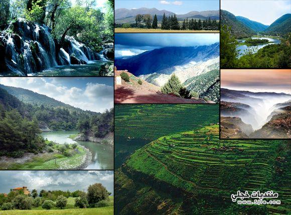 اجمل مناطق عربية 2014 السياحة